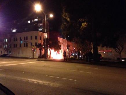 中国驻旧金山总领馆遭纵火 中方向美方提出交涉