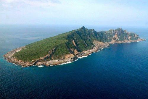 中国企业家向国家海洋局申请租赁钓鱼岛