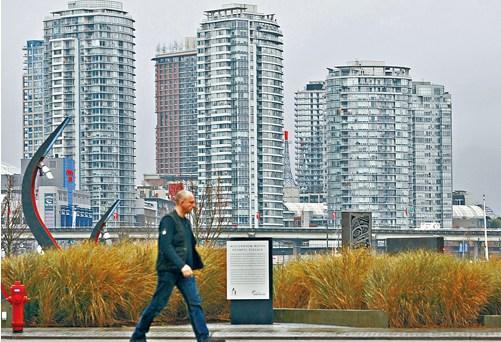 加媒:温哥华房产过户将标明国籍华裔盼楼市降温