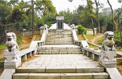 民国大总统黎元洪墓葬揭秘(组图)