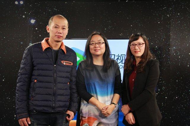 连州国际摄影年展总监段煜婷做客腾讯演播室