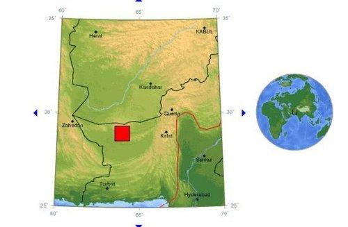巴基斯坦西南部发生7.4级地震 震源深度10公里