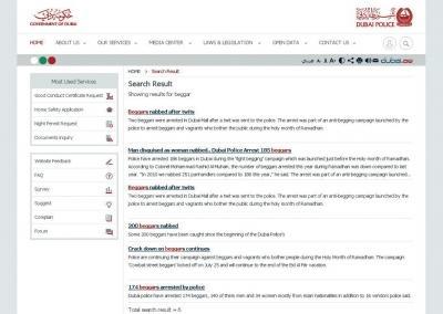 迪拜警方:富丐月入47万仅保守估计