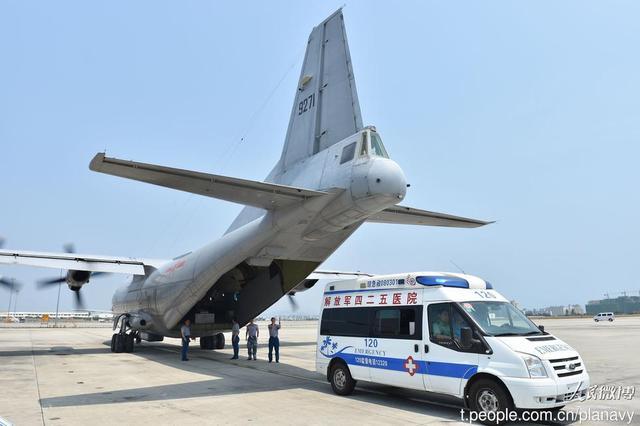 媒体:中国军机南沙救人 美国竟然好意思反对
