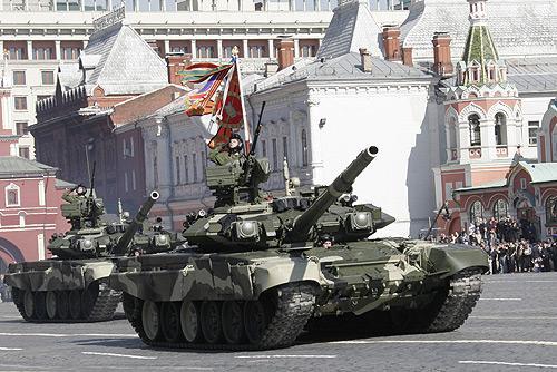 伊朗陆军司令称伊朗拟从俄罗斯采购T-90坦克