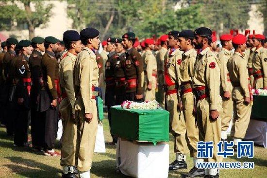 巴基斯坦军方否认先对北约开火 称曾发停火请求