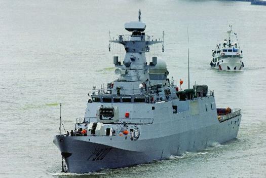马来西亚将向中国采购18艘军舰 相中两款新舰