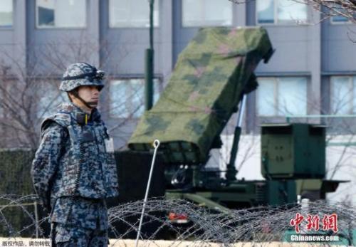 日媒称日本将引进陆基宙斯盾系统 建设太空部队