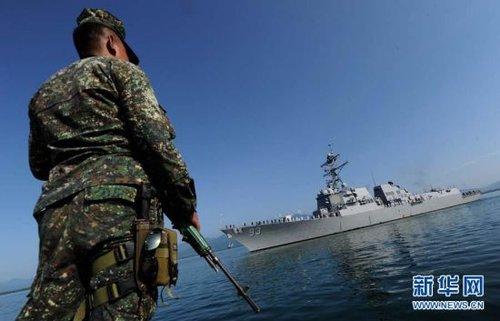 专家称菲有意将黄岩岛对峙作为美菲军演背景
