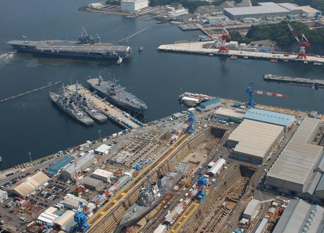 驻日美军将增配2艘宙斯盾舰 增强反导能力