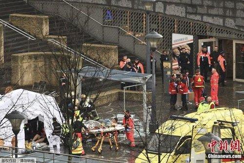 比利时枪击案已致6人死 凶手扫射民众边哭边逃