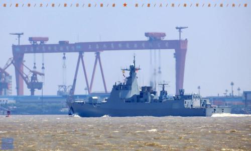 汉和称中国海军10年造舰超日本 美国将难以招架