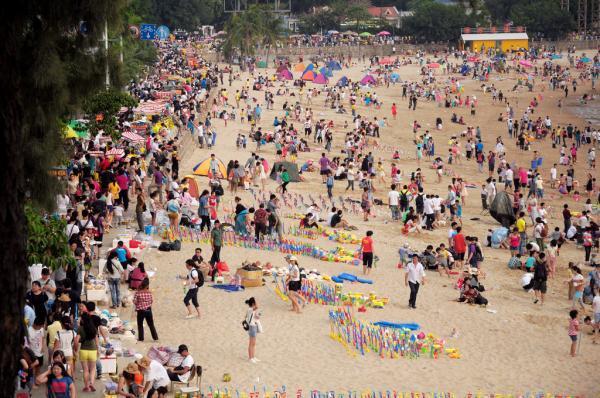 国庆十大旅游地:厦门东京成国内外旅游首选