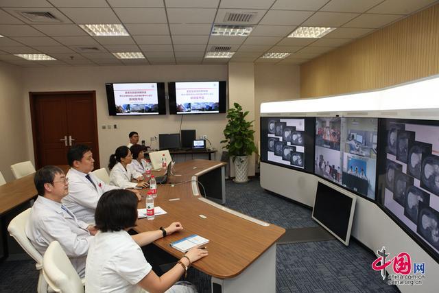 北京向阳病院:社区就近拍片 大病院近程诊断