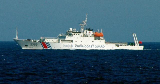美司令:中国海军是我最大担忧 中国海警排第二