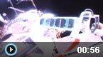 俄宇航员手动释放四颗卫星