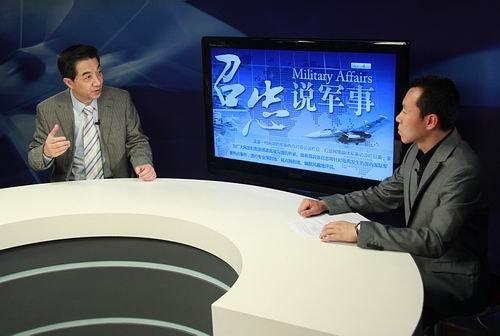 张召忠:中国有航母比没有强 没必要想得太重