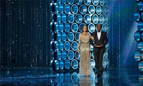 奥斯卡的颁奖舞台简直美爆了