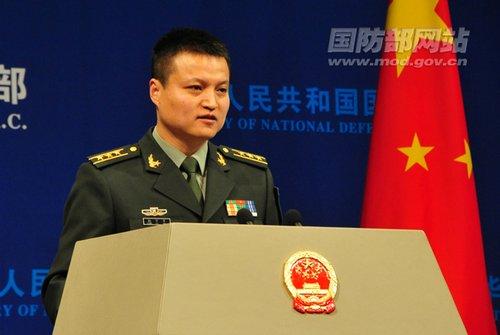 """日本傻眼:国防部回应""""中国准备派军舰武力夺取钓鱼岛"""""""