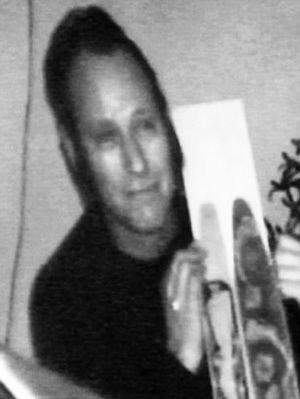 马拉的叔叔库珀的生前照。