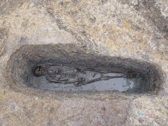 成都发现4500年前人骨 有助破解史前先民DNA