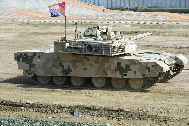 泰国陆军司令称将购49辆中国VT4坦克 取代乌克兰T-84