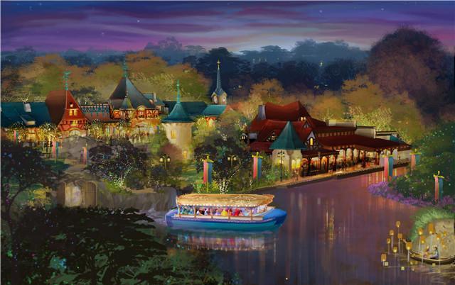 上海迪士尼開幕了,各種版本公主、漫威英雄都來了