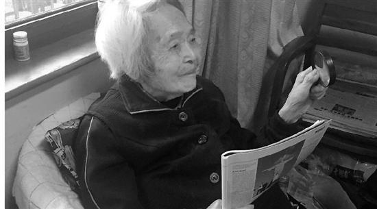 98岁老人捐10万余元积蓄 助6名寒门学