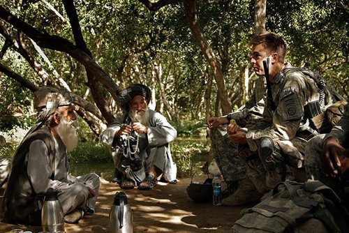张召忠:美军打阿富汗战争意在威胁中国西部