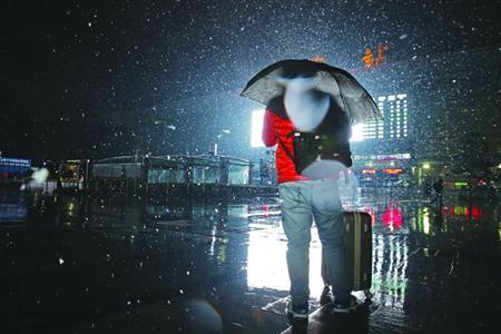 上海将持续60小时0℃以下 最低温度-7℃