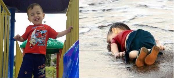 3岁叙利亚男孩伏尸海滩 涉事蛇头被判4年徒刑