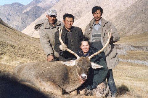 外国人申请青海都兰狩猎背后的真相