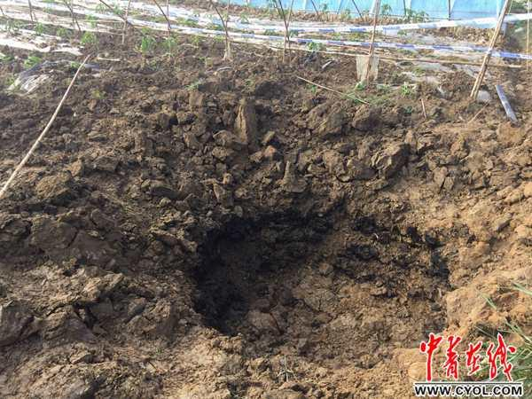 缅甸航空炸弹落入中国境内爆炸:未造成人员伤亡