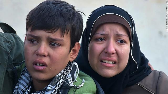 CNN:阿萨德小有斩获,但他并未赢得战争