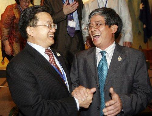 中国接受南海宣言 日媒称中国让步以防美插手