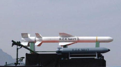 韩研发超音速反舰导弹和小型潜艇应对中国航母