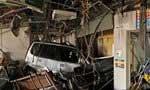 日本地震废墟360度全景图