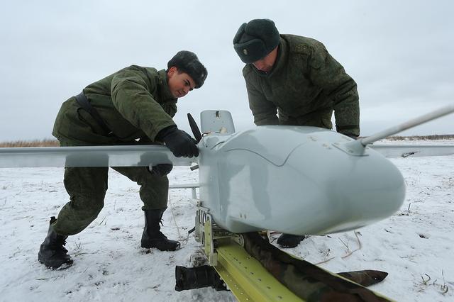 日媒:为强化监控 俄军在南千岛群岛部署无人机