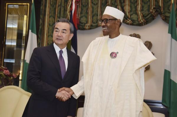 台对尼日利亚展开