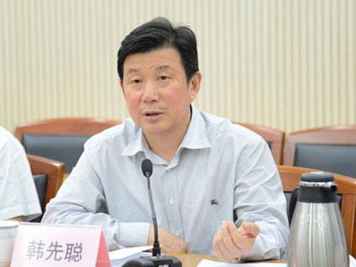 安徽政协原副主席韩先聪受贿滥用职权一审被判16年