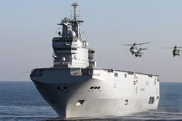 俄罗斯谈西北风战舰问题:要么交货 要么退款