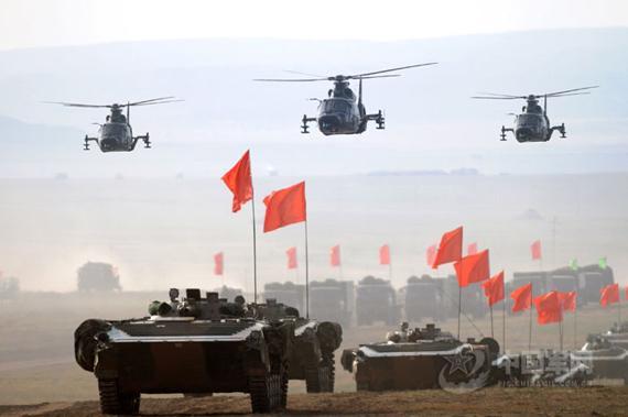 军改启幕后18个集团军开始行动 已全部亮相军报