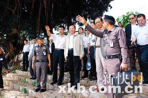湄公河惨案9名涉案泰国军人最高军衔为少校