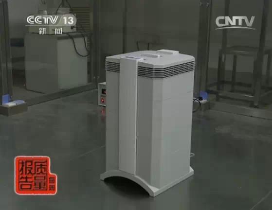 """空气净化器 """"水分""""在哪儿"""