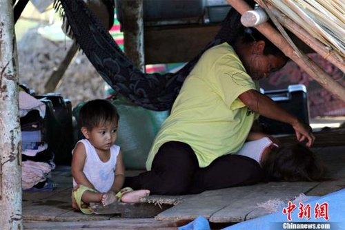 菲律宾灾情持续扩大 总统宣布进入全国灾难状态