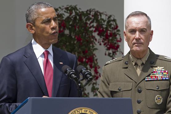 美国军事领导指挥体制