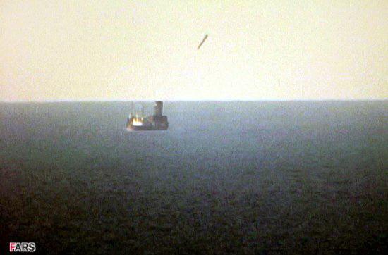 伊朗称成功试射岸对舰中程导弹 未透露细节
