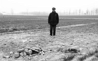 河南民政厅称从未要求平坟 周口表态平坟将继续