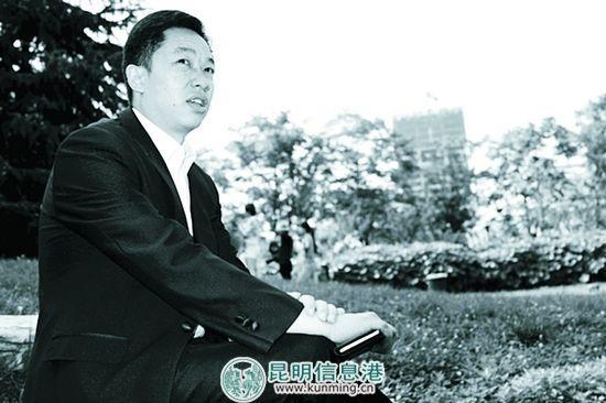 昆明杀人嫌犯逃亡16年成大学客座教授(图)