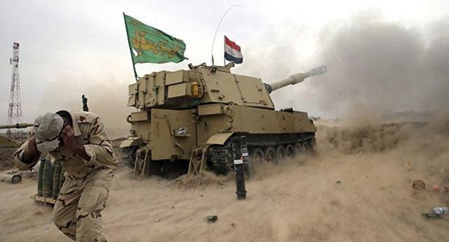 伊拉克军人遭误炸90死100伤!美炸弹咋老不长眼